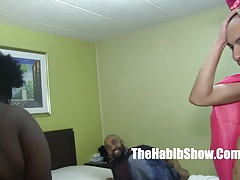 sbbw lady v fucked by skinny mexican jose burns bbc redzilla