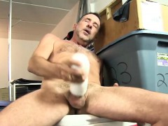 Victor Cody Sex Toy Stroking