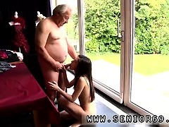 Kandee white first time Cathy seems amazed with his solid st