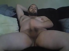 So fucking hot bear wanking