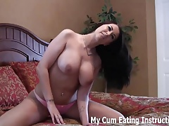 I have been waiting to help you cum all day JOI