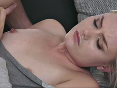 scarlett knight is a gorgeous blonde craving to be plowed well