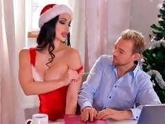 Curvy & Delicious - Double Penetrated on Xmas