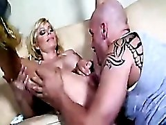 Foreplay with super hot babe Holly Sampson