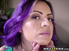 Brazzers - Big Butts Like It Big - Yurizan Beltran Xander Corvus - Yurizans Cum Addiction