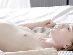 Eva sucks and fucks her boyfriend