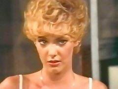 Short-Haired Blonde From Retro XXX Film Drives Me Mad!