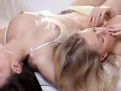 lovely anal threesome ass to mouth
