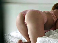 gorgeous glamcore babe assfucked in bedroom