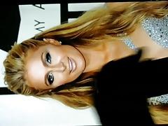 Paris Hilton Cum Tribute