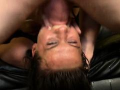 Karena O Reilley upside down mouth fuck