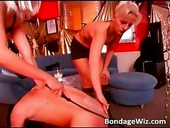 Hot blondes spanks dudes ass part3
