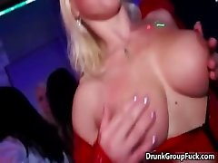 Blonde babe goes crazy licking a pussy part4