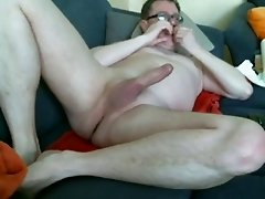 me jerking and cumshot at final